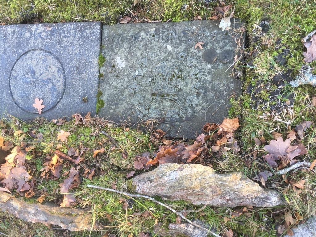 Vid Arne Zetterströms grav