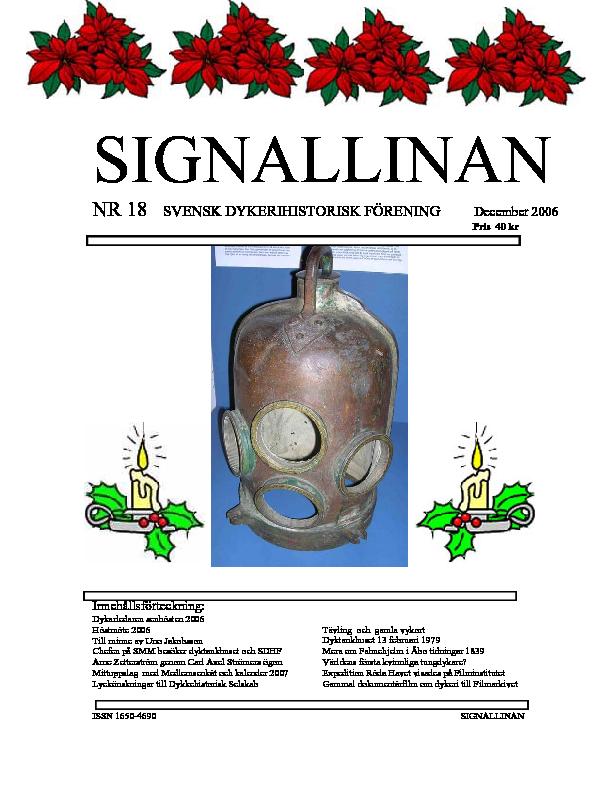 Signallinan 18